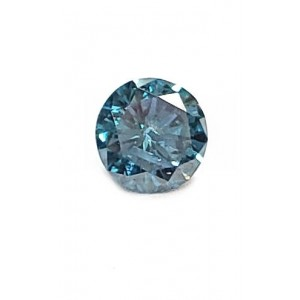 .90cts.Blue Diamond