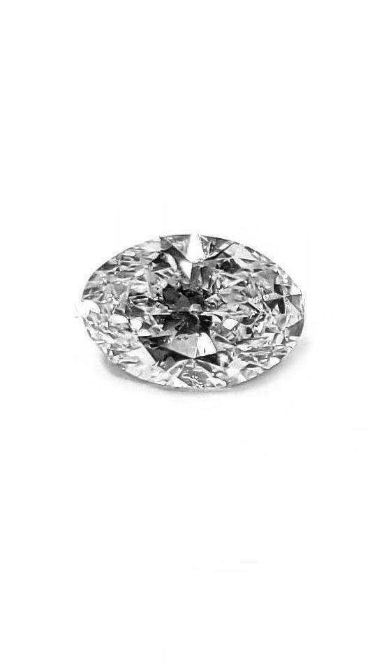 Oval Diamond 1.17cts. D SI2 Quality  Not Set