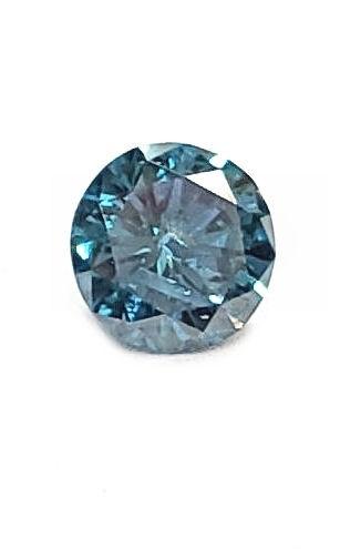 .90cts.Blue Diamond