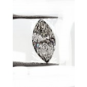 70pt. Marquise Shaped Diamond with GIA Report