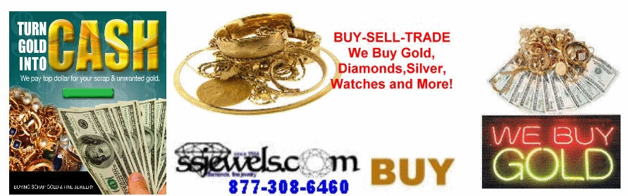 BUY-SELL-TRADE YOUR GOLD AND DIAMOND JEWELRY