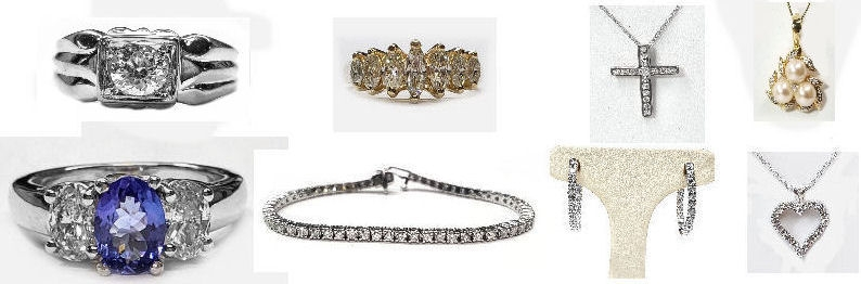 Diamond Jewelry in Popular Styles