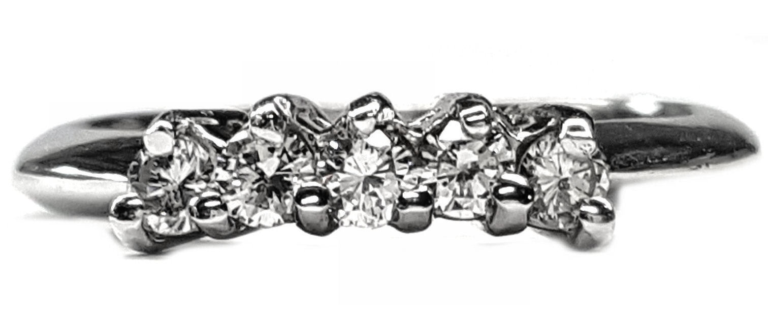 Diamond Bands to Fit Your Engagement Ring